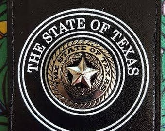State of Texas ID Holder