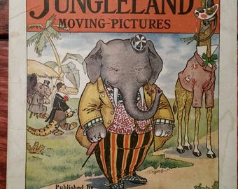 Kellogg's Jungleland Moving Pictures (1909)