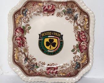 Cool rap hip hop vintage plate