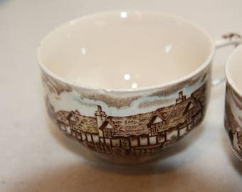 Johnson & Bros Cup and Saucer