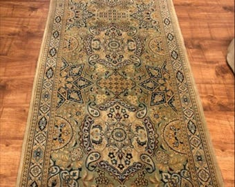 Wonderful handmade Nain Persian Rug