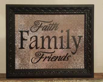 Table Picture Frame - 8X10