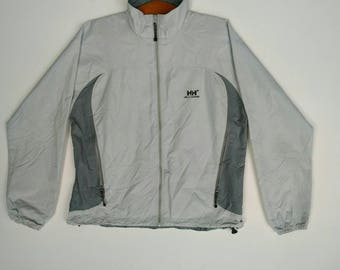 Vintage 90s Helly Hansen Windbreker Jacket