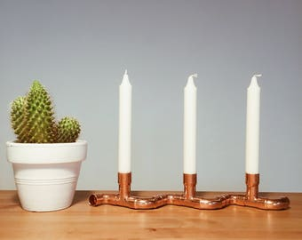 Candle Holder Industrial