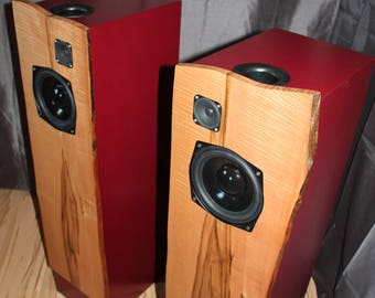 "Speaker boxes ""tick trick track"""