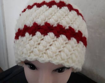Gorgeous Unique and Handmade Crochet Hat made by Awchdav Crochet Corner