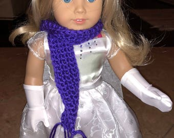 The dream scarf for American Girl