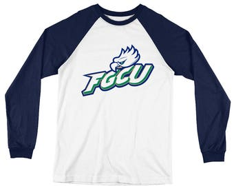 FGCU Long Sleeve Baseball T-Shirt