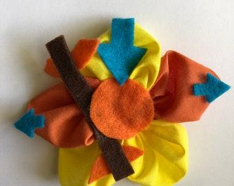 Aang Inspired Flower