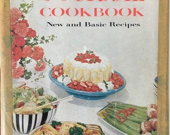 Vintage Ladies Home Journal Cookbook