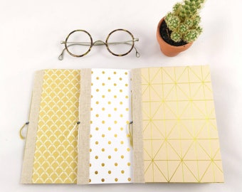 Set of 3 notebooks NOTEBOOK