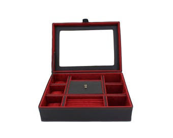 Mixed Jeweler (Ch)-Red-Marchetti