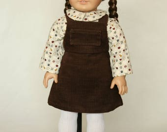 American Girl Jumper and Blouse