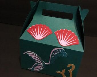 Little Mermaid box