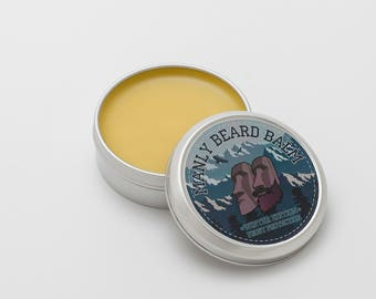 MANLY CLUB Beard Balm Organic Premium Hand Made All Natural Multipurpose Winter Edition Protection Styling