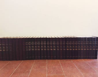 Britanicca Book of the Year 1968 - 1999, 32 volume set