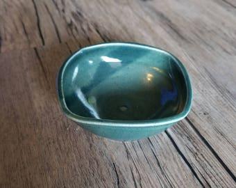 Small square bowl