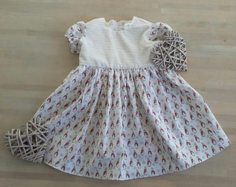 Flopsy Bunny Dress aged 2 years