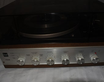 turntable DUAL hs 36