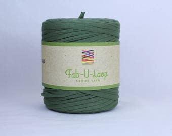 "T-Shirt Yarn - ""Calm""  ~160 yards, 130 m"