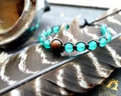Mala Bracelet / Beaded Bracelet / Men Bracelet / Women Bracelet / Bracelet / Hemp Bracelet / Bead Bracelet