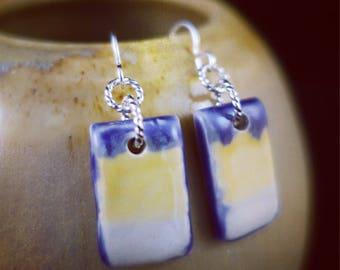 Art Tile Earrings 5
