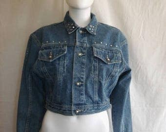Closing Shop 40%off SALE LA GEAR 90s Jean Jacket