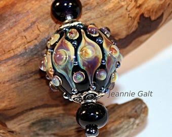 Lampwork  Art Jewelry by Jeanniesbeads #3096