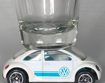 The ORIGINAL Hot Shot, Shot Glass, VW Beetle Concept, Matchbox