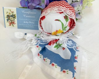 Handkerchief Doll / Church Doll / Plantation Doll / Sugar Baby / Angel Baby