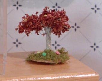 Miniature Easter Egg tree