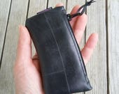 Bike Tube Bag - Inner Tube Wallet - Tiny Change Purse