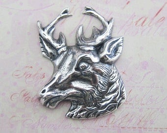 NEW Silver Deer Finding 3907
