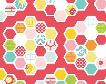 20EXTRA 50% OFF Simply Sweet Quilt Red