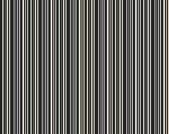 ON SALE Penny Rose Fabrics Trick or Treat Stripe Black