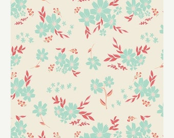EXTRA20 25% OFF Winged by Bonnie Christine for AGF Studio - Flyaway Petalums Sky