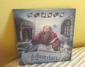 Kansas Leftoverture Vinyl Record Album NEAR MINT condition