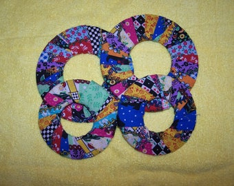 Mary Englebreit Handmade Designer Pattern Weights for Sewing Et.