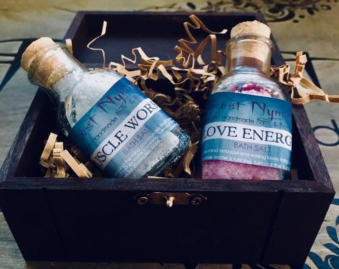 Bath Salt Gift Set