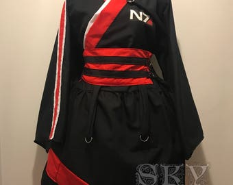 Shepard Kimomo Dress