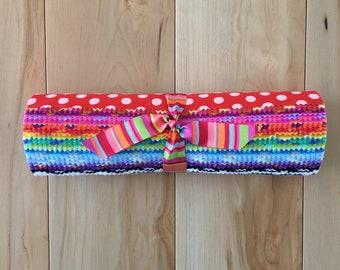 Free Spirit Fabrics Kaffe Fassett Classics 10-inch Layer Cake - Spot in Candy