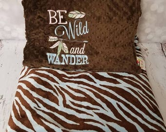 50% OFF Wild and wander blanket
