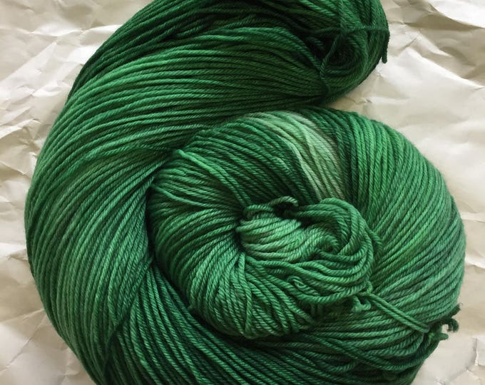 sock dream - green dragon