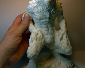 Werewolf Cast DIY, straight from foundry. VERY LIMITED.