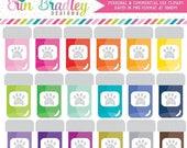 80% OFF SALE Pet Pill Bottle Clipart Pet Prescription Medication Pill Bottle Clip Art Graphics for Cats Dogs Animals