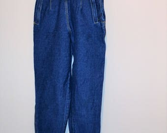 Ultimate High Waist, Denim, Stirrup, Pencil Style Jean