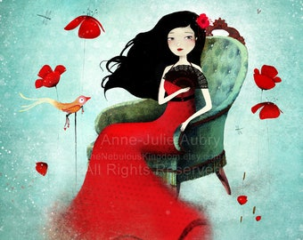 50% Off - Summer SALE - Flamenco Dream - open edition print