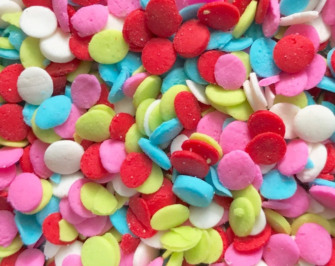 """BIRTHDAY PARTY Sprinkles, 1/8"""", 2 oz"""