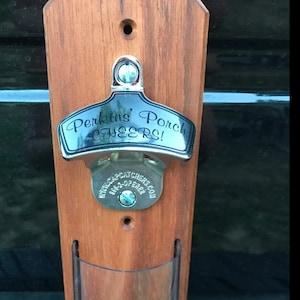 wall mount bottle opener for outdoor kitchen or boat. Black Bedroom Furniture Sets. Home Design Ideas