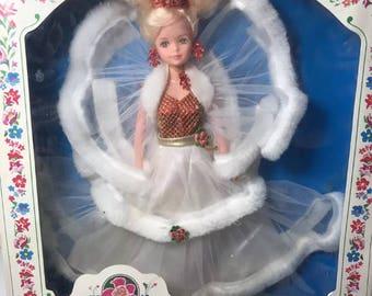Vintage rare Creata Flower Princess doll